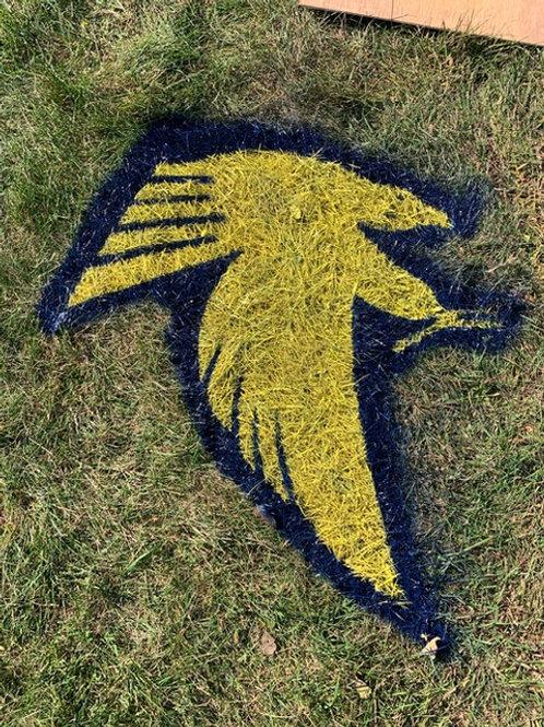 Falcon Stencil Fundraiser
