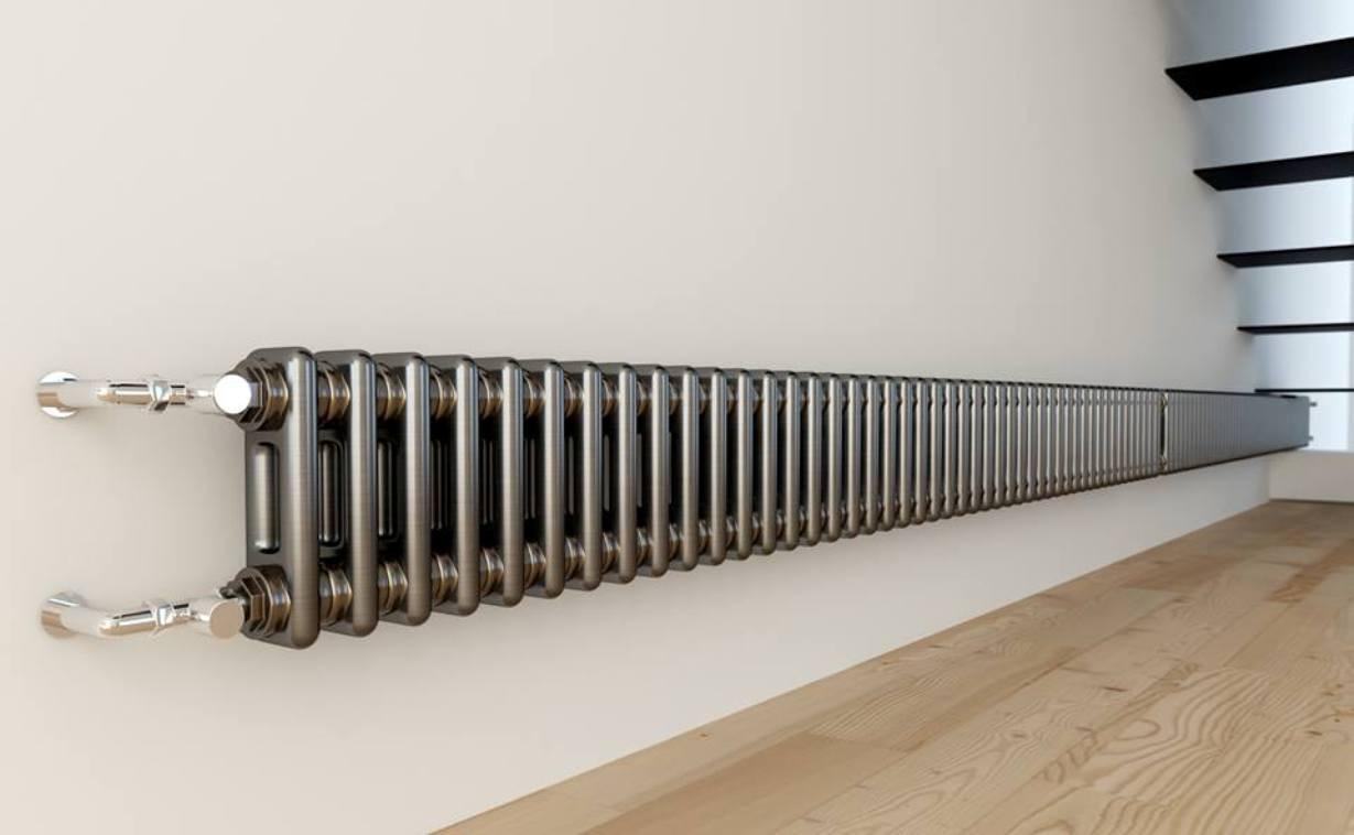 Irsap tesi- трубчатый радиатор