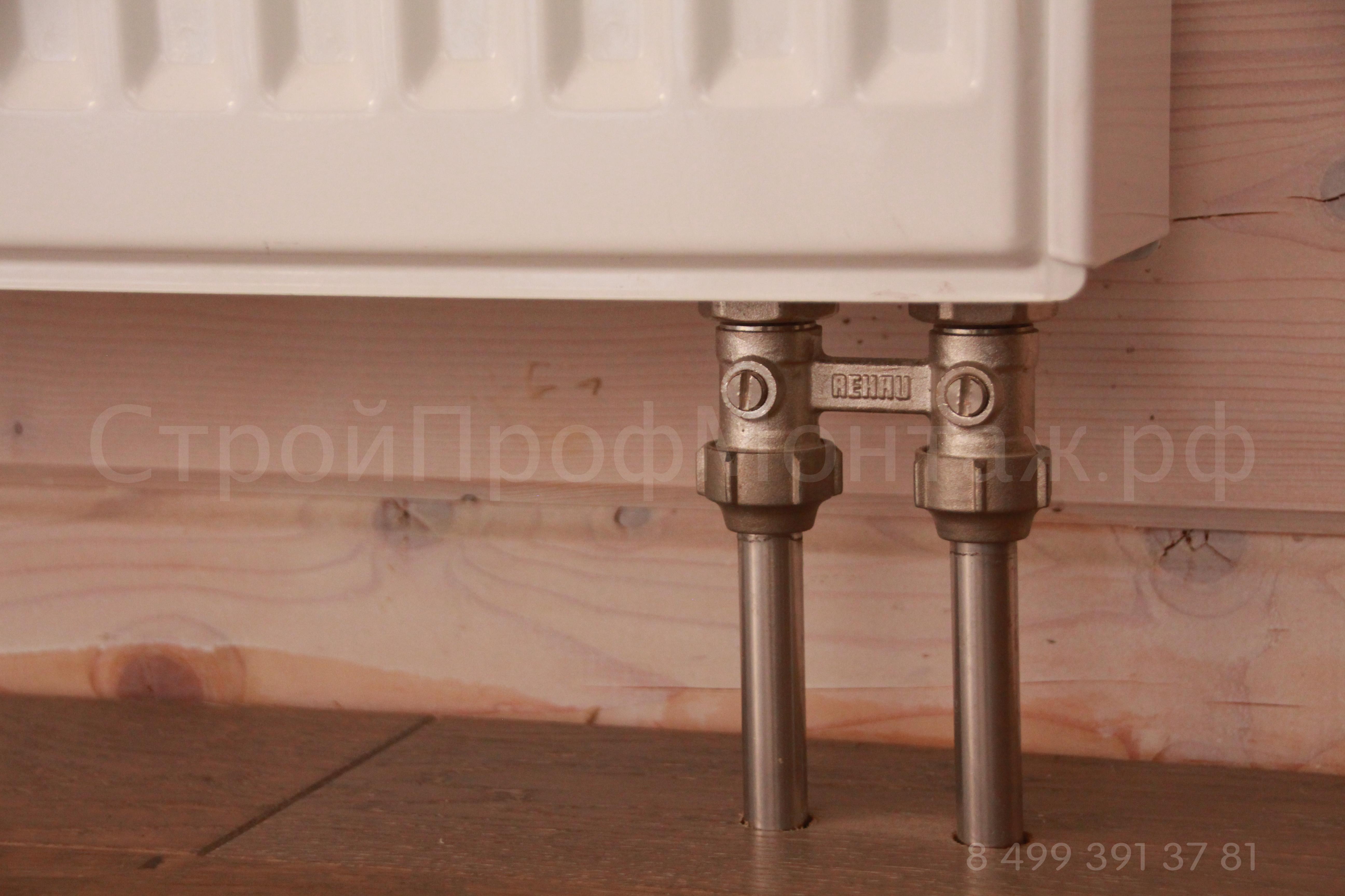 Kermi- стальной панельный радиатор