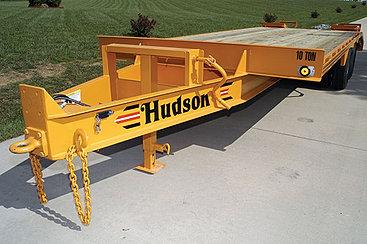 hudson brothers htd18d 10 ton deckover capacity. Black Bedroom Furniture Sets. Home Design Ideas