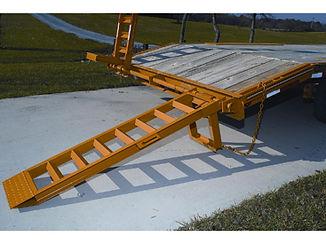 hudson trailers htmbk 4 4 ton deckover. Black Bedroom Furniture Sets. Home Design Ideas