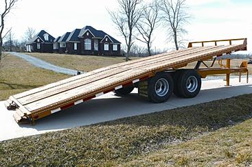 hudson brothers htd20d 10 ton tilt trailer. Black Bedroom Furniture Sets. Home Design Ideas