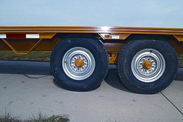 hudson brothers htmbh 6 ton airbrake trailer. Black Bedroom Furniture Sets. Home Design Ideas