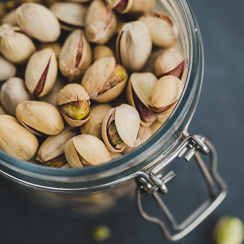 500g Roasted & Salted Pistachios