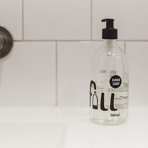 500ml Hand Soap Fig