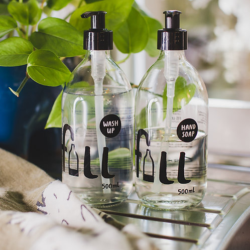 500ml Hand Soap Refill Fig