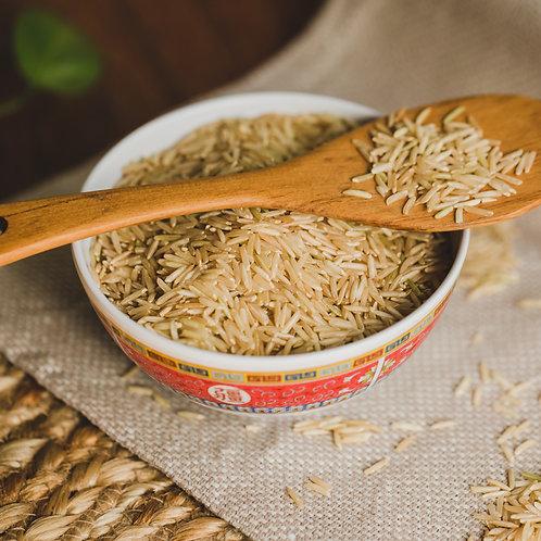1kg Brown Basmati Rice