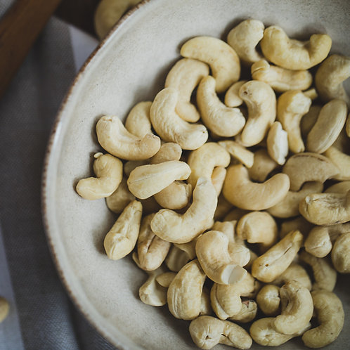 500g Whole Cashews