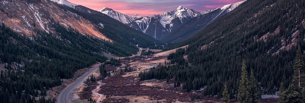 The Road to Silverton