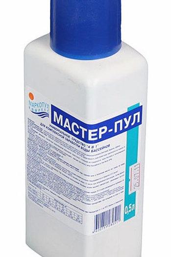 МАСТЕР-ПУЛ «4 в 1» 0,5 л
