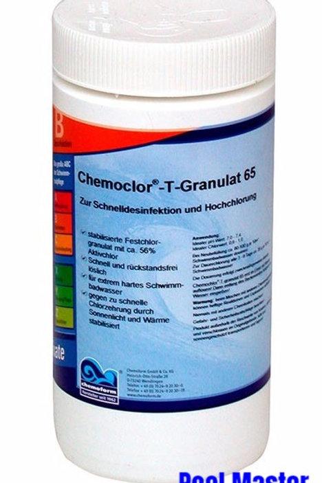 Кемохлор Т-65 гранулированный 1кг.