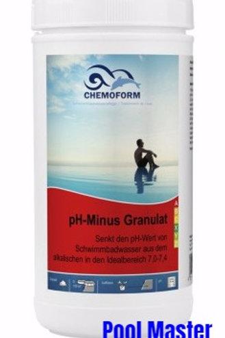 pH-Mинус гранулированный 1.5кг.