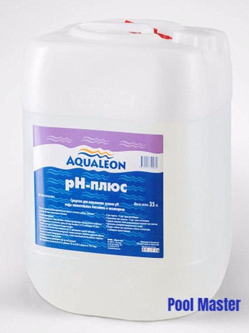 AQUALEON pН-плюс (жидкий) 35 кг