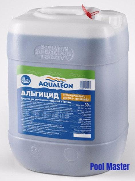 AQUALEON Альгицид пролонгированного действия 30 кг