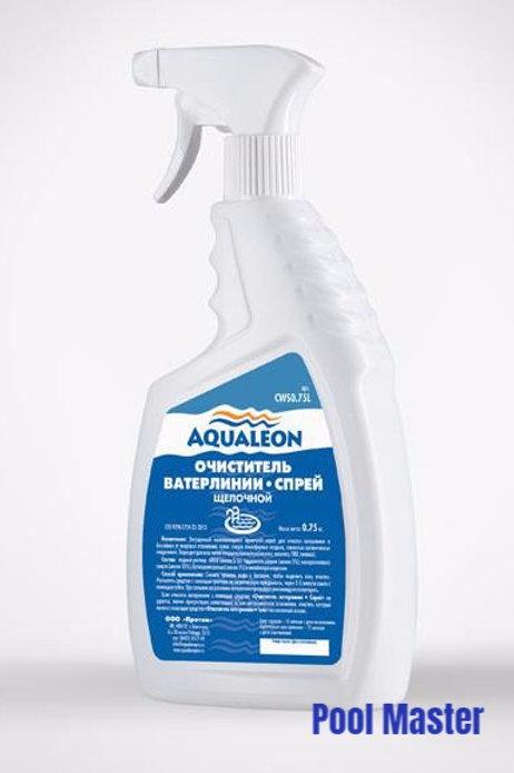 AQUALEON Очиститель ватерлинии СПРЕЙ 0.75 кг