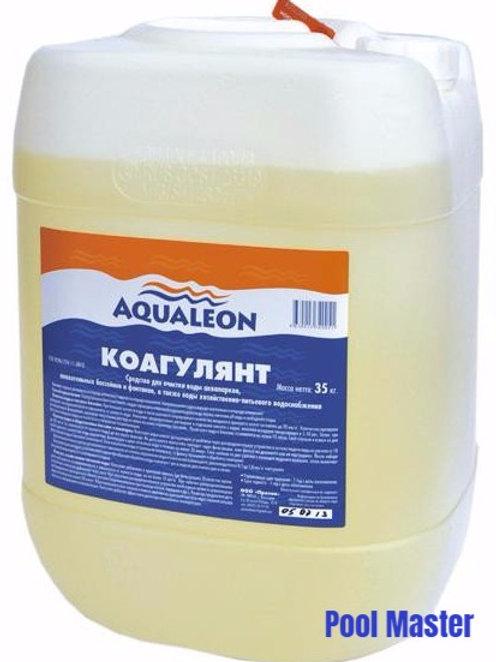 AQUALEON Коагулянт (жидкий) 35 кг