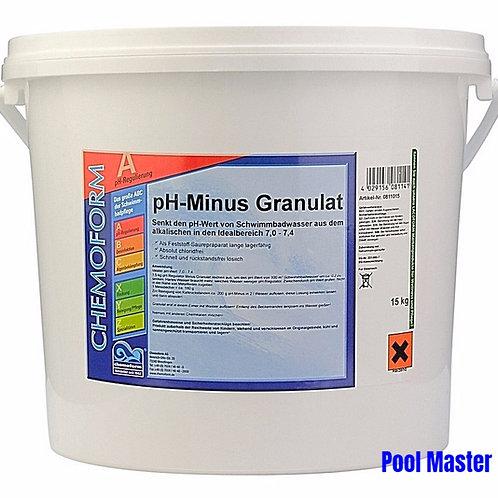 pH-Mинус гранулированный 5кг.