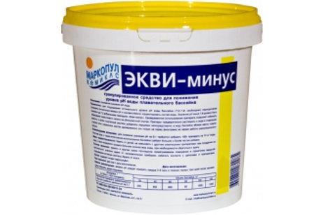 Экви-минус 30кг (в гранулах)