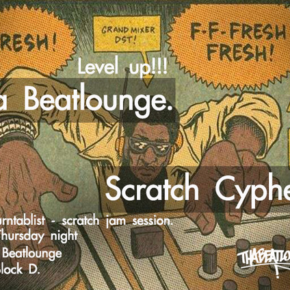 Scratch-cypher