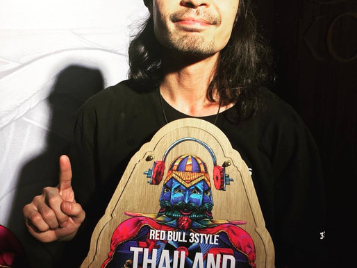 Red Bull Thre3style Thailand 2017 winner is