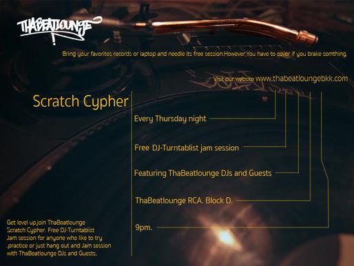 Scratch Cypher