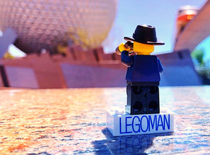 4 Years of Legoman