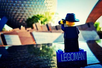 3 Years of Legoman