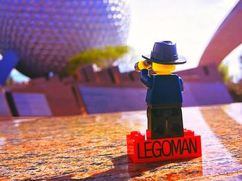 Legoman Turns 2!