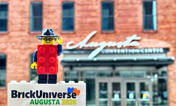 BrickUniverse Augusta LEGO Fan Expo - Augusta, GA