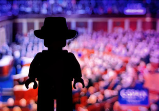 If Legoman were President, he would be giving the State of the Brick address right now. 🇺🇸