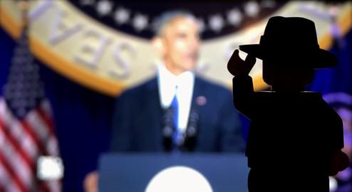 Farewell Mr. President. #44