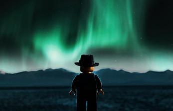 The Northern Lights - Alaska