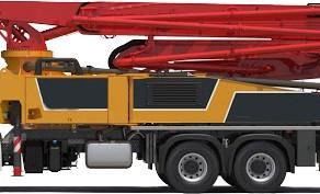Hydraulic Parts for Concrete Mixer & Pumps