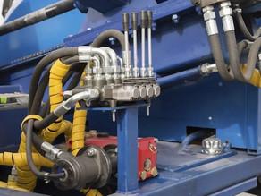 Hydraulic Oil Contamination