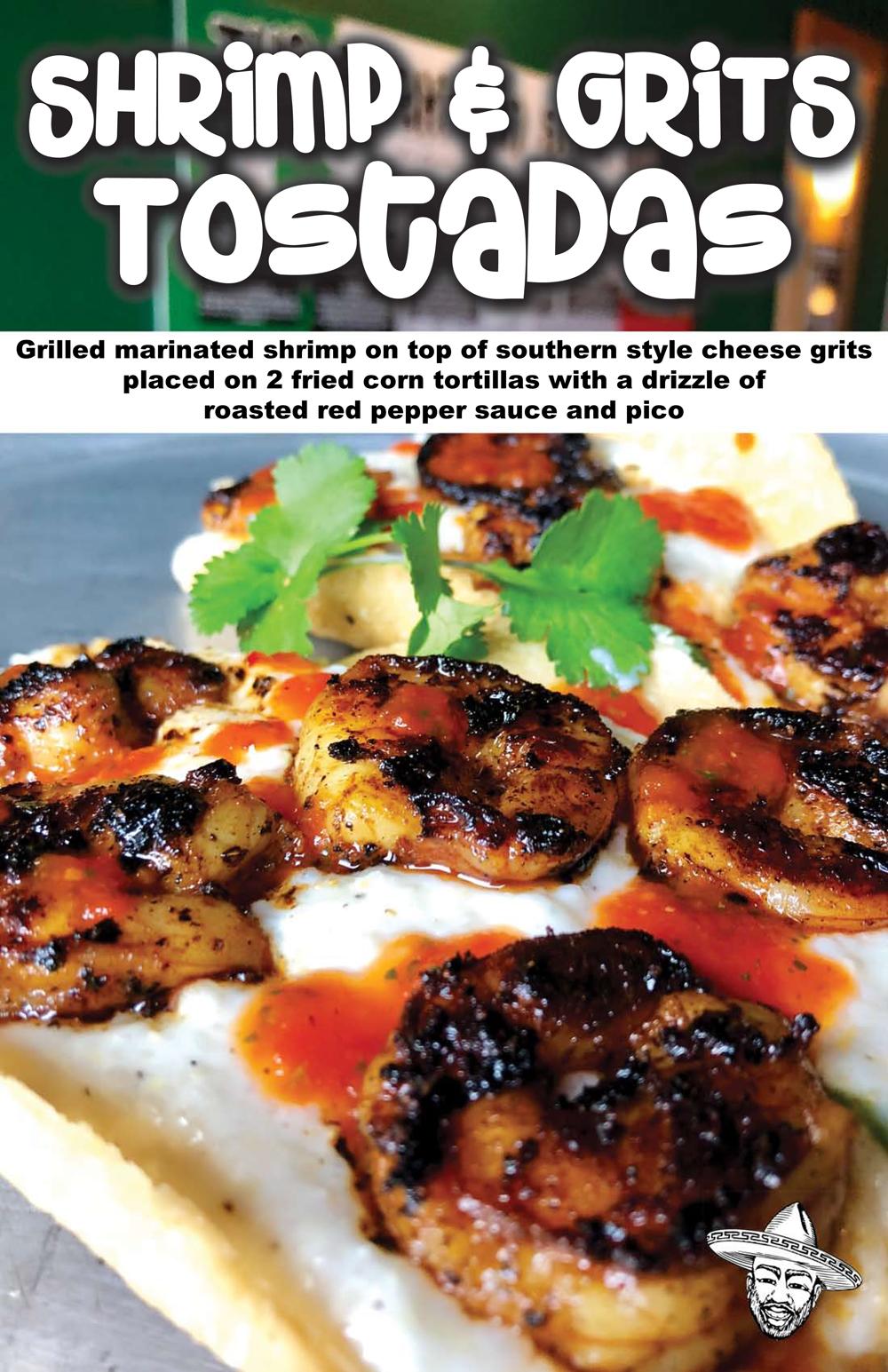 Shrimp-and-Grits-tostadas