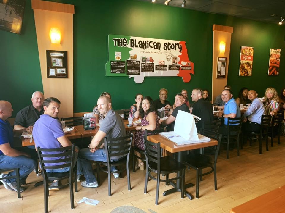 Customer's Staff Meetings