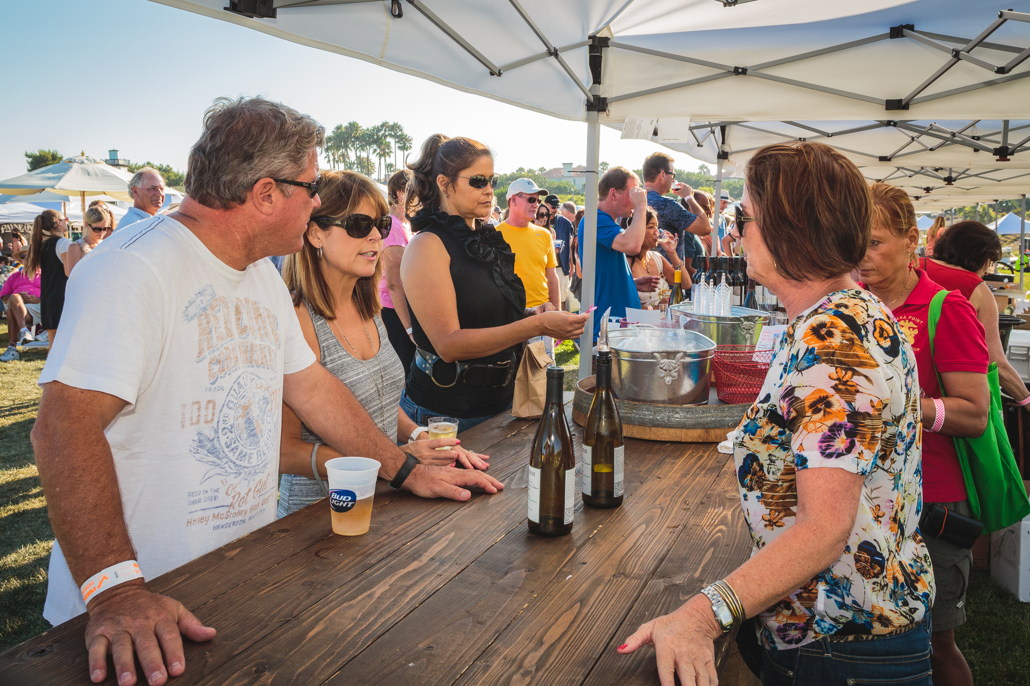 Food, Wine & Music Festival