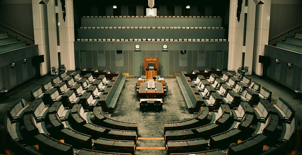 The Australian House of Representatives