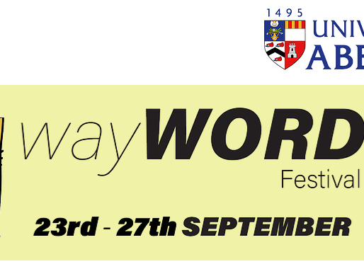 Gone WayWORD with Kirsty Lawie: an in-depth look at the Student-led Festival