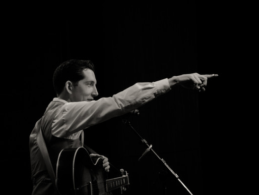 Pokey LaFarge's Hollywood Redemption