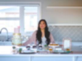 Dessert table, kitchen, studio, cakes by Shanajane, custom, custom cakes, wedding cake, tiered cake, mini cakes, cupcakes, fondant, buttercream, cakes by shanajane
