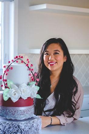 Custom cake, wedding cake, cake designer, cakes by shanajane