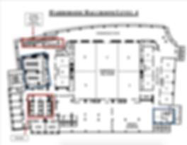 Convention Center Foorplan.