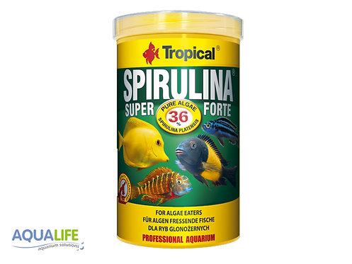 Tropical spirulina super forte x 50grs