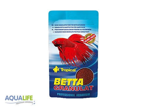 Tropical betta granulat x 10grs