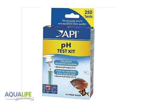 API Test de pH
