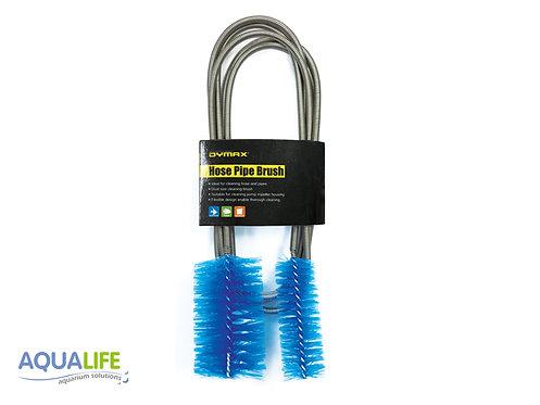 Dymax cepillo flexible para limpieza de tubos