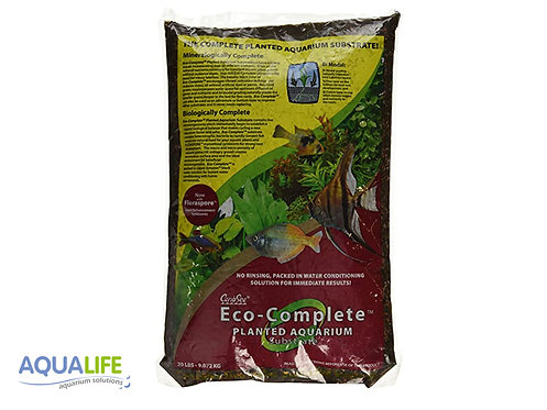CaribSea Eco Complete Planted Black x 9kg