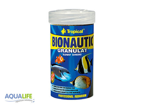 Tropical Bionautic granulat x 275grs