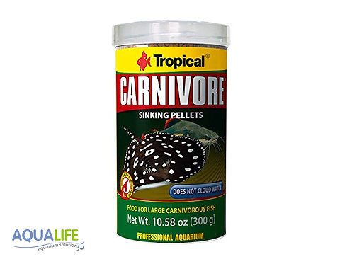 Tropical carnivore x 300grs